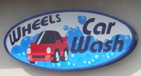 Store front for Wheels Car Wash