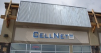 Store front for CellNet Wireless