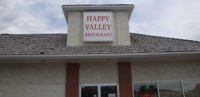 Store front for Happy Valley Restaurant