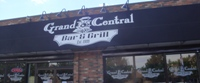 Store front for Grand Central Bar & Grill
