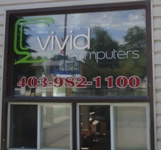 Store front for Vivid Computers