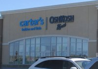 Store front for Carters Oshkosh