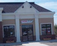 Store front for Chow Bella