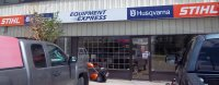 Store front for Equipment Express