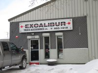 Store front for Excalibur Truck Accessories