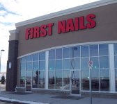 Store front for First Nails