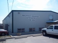 Store front for Mountain Shadows Recreation Centre