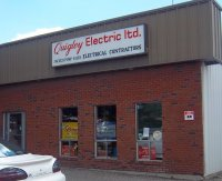 Store front for Quigley Electric